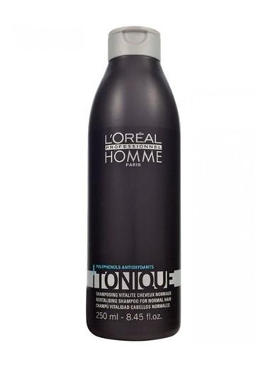 Loreal Homme Loreal Homme Erkeklere Özel Normal Saçlar İçin Canlandırıcı Şampuan 250 Ml  Renksiz
